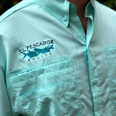 El Pescador Lodge - Button Up