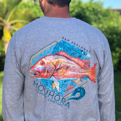 Houhora Fishing Charters - Long Sleeves