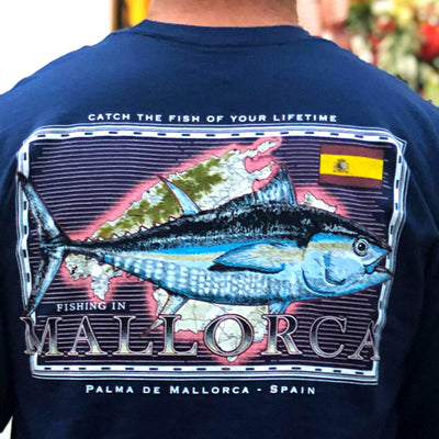 Fishing in Mallorca - Long Sleeves