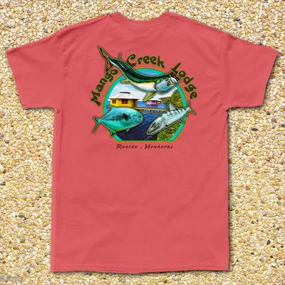 Mango Creek Lodge - Pocket Tee