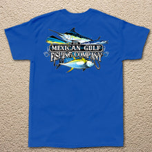 Mexican Gulf Fishing - Pocket Tee