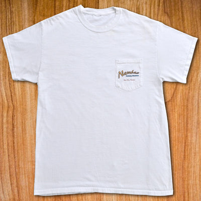 Nambas Fishing Charters - Pocket Tee