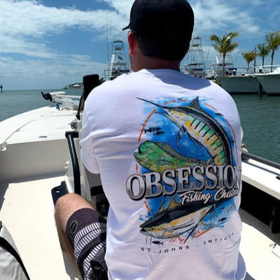 Obsession Sportfishing - Long Sleeves