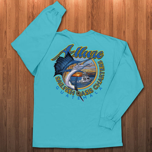 Sailfish Oasis Charters - Long Sleeves