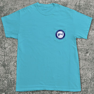 Skull Fishing - Pocket Tee