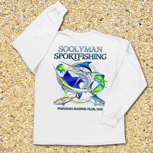 Soolyman Sportfishing - Long Sleeves