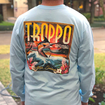 Troppo Fishing - Long Sleeves
