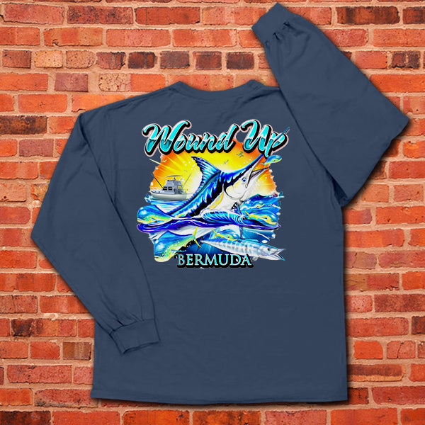 Wound Up Charters - Long Sleeves