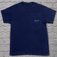 Wound Up Charters - Pocket Tee