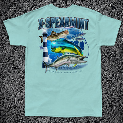 X-Spearmint Sportfishing