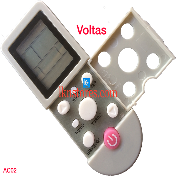 Voltas AC Air Condition Remote Compatible AC2 - LKNSTORES