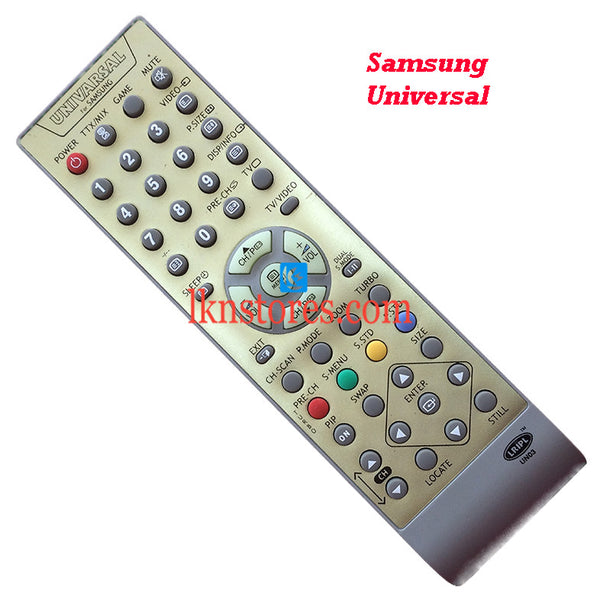 Samsung Universal replacement remote control