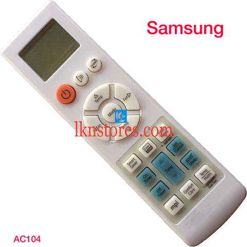 Samsung AC Air Condition remote control