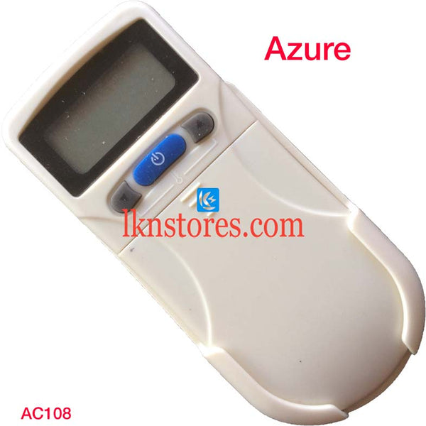 AZURE AC AIR CONDITION REMOTE COMPATIBLE AC108