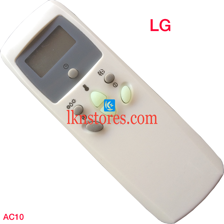 LG AC Air Condition Remote Compatible AC10