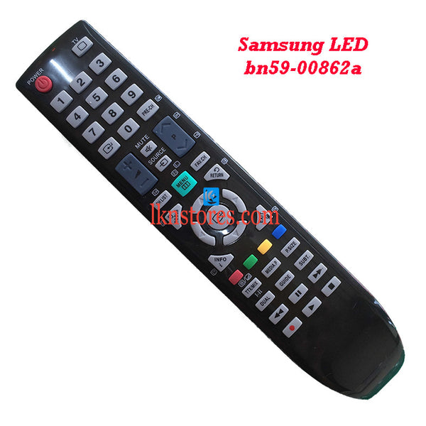 Samsung BN59 00862A LED replacement remote control - LKNSTORES