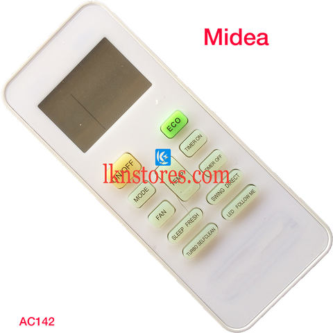 Midea AC Air Condition remote control