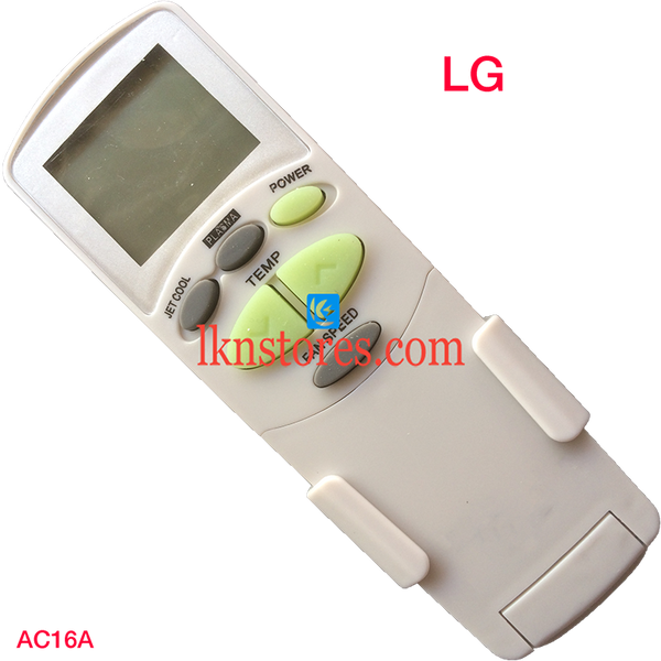 LG AC AIR CONDITION REMOTE COMPATIBLE AC16A - LKNSTORES