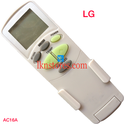 LG AC AIR CONDITION REMOTE COMPATIBLE AC16A