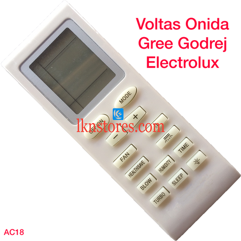 Gree AC Air Condition remote control
