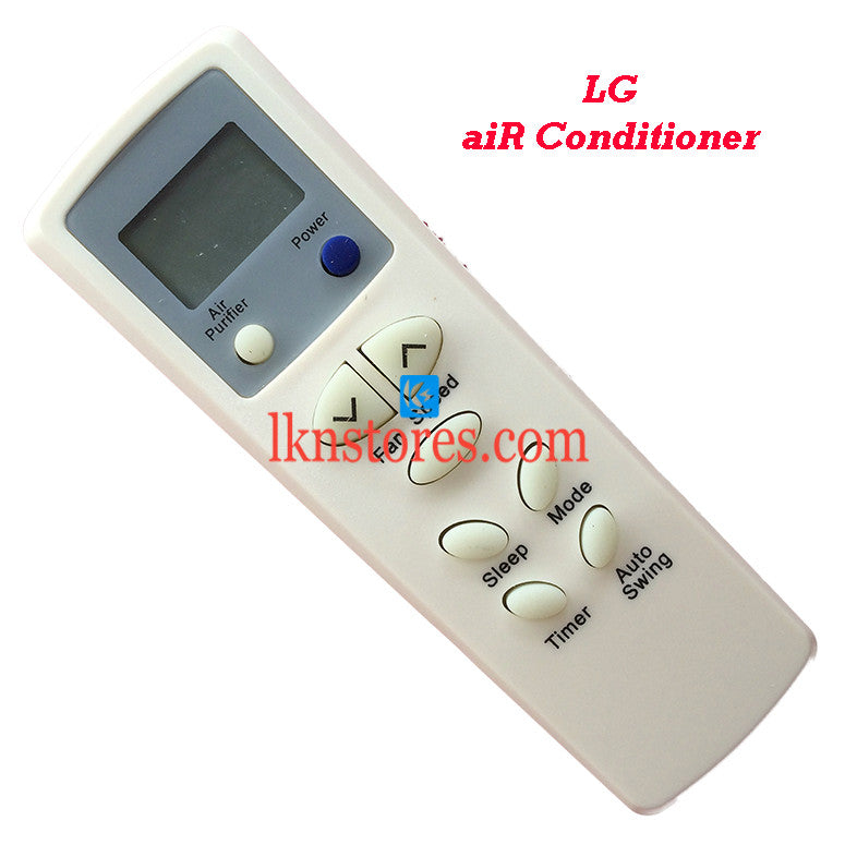LG Air Conditioner replacement remote control