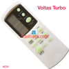 VOLTAS AC AIR CONDITION REMOTE TURBO