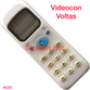 VIDEOCON VOLTAS AC AIR CONDITION REMOTE COMPATIBLE AC32