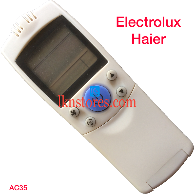 ELECTROLUX HAIER AC AIR CONDITION REMOTE COMPATIBLE AC35
