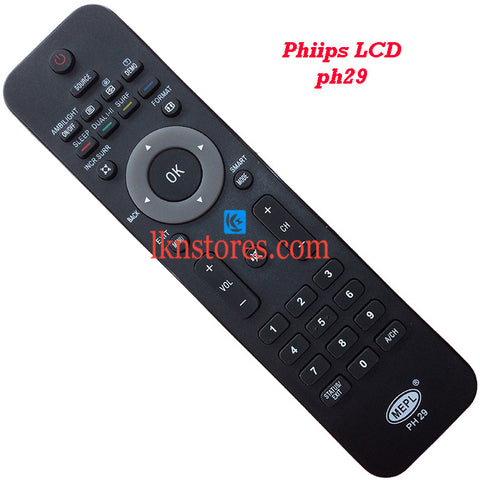 Philips LCD LED Remote Control