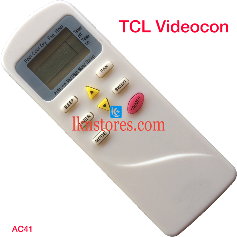 TCL VIDEOCON AC AIR CONDITION