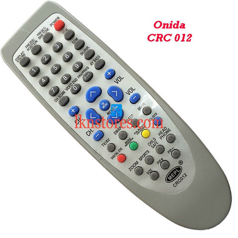 Onida TV Remote Control