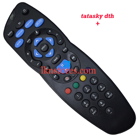Tatasky DTH STB Remote control