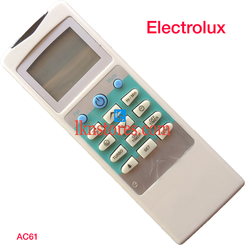 Electrolux AC Air Condition remote control