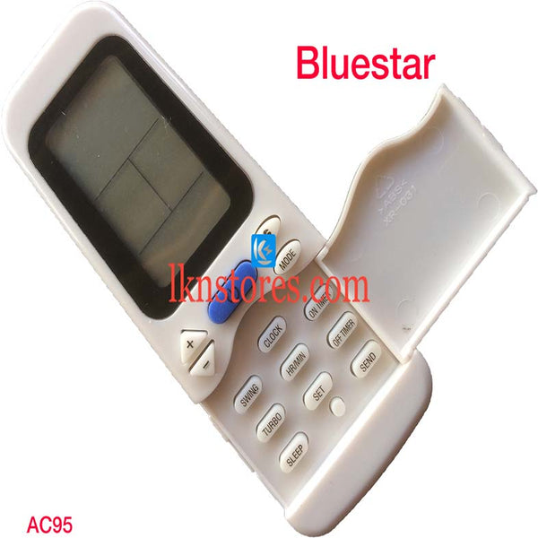 Bluestar AC Air Condition Remote Compatible AC95 - LKNSTORES