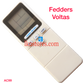 FEDDERS VOLTAS AC AIR CONDITION REMOTE COMPATIBLE AC99