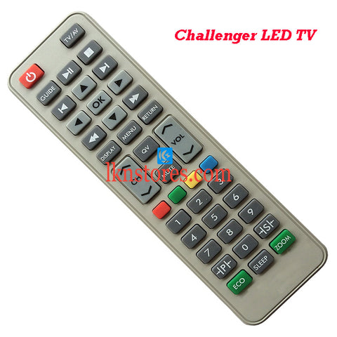 Challenger CJE32HH LED replacement remote control