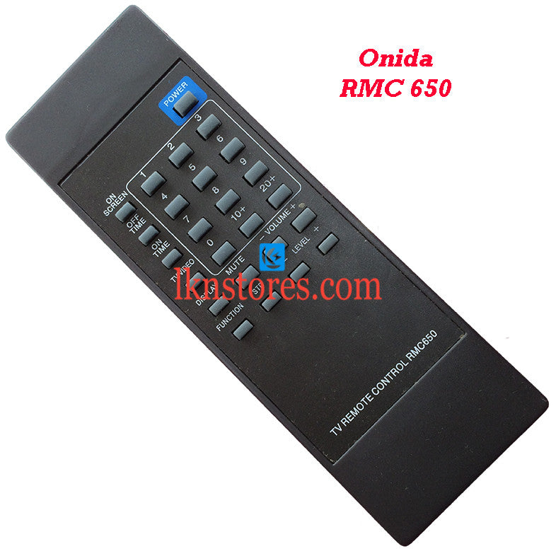 Onida RMC 650 replacement remote control