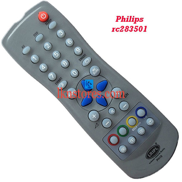 Philips RC 283501 replacement remote control