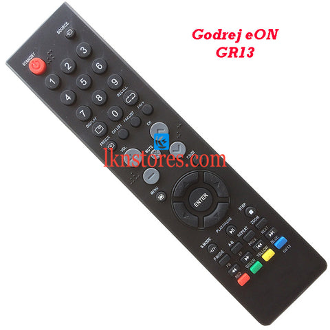 Godrej EON LED Replacement Remote Control