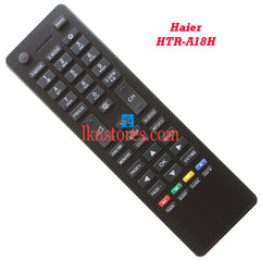 Haier HTR A18H LED Replacement Remote Control