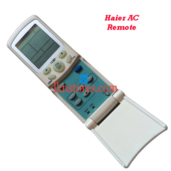 Haier Air Conditioner replacement remote control 1