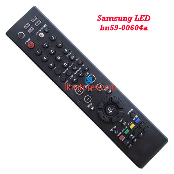 Samsung BN59 00604A LCD replacement remote control
