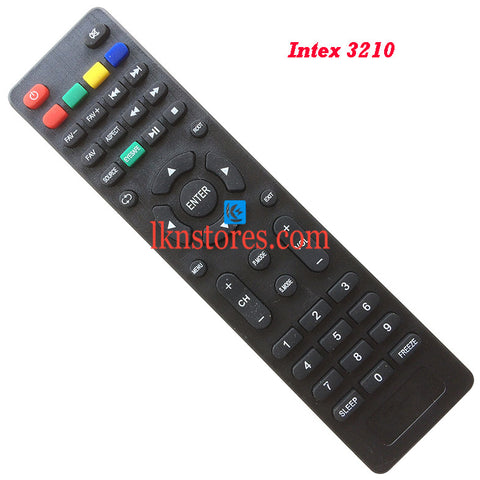 Intex LCD LED Remote Control