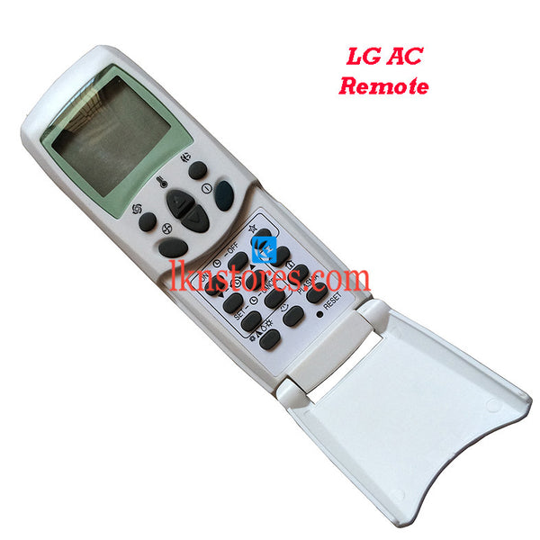 LG Air Conditioner replacement remote control 3