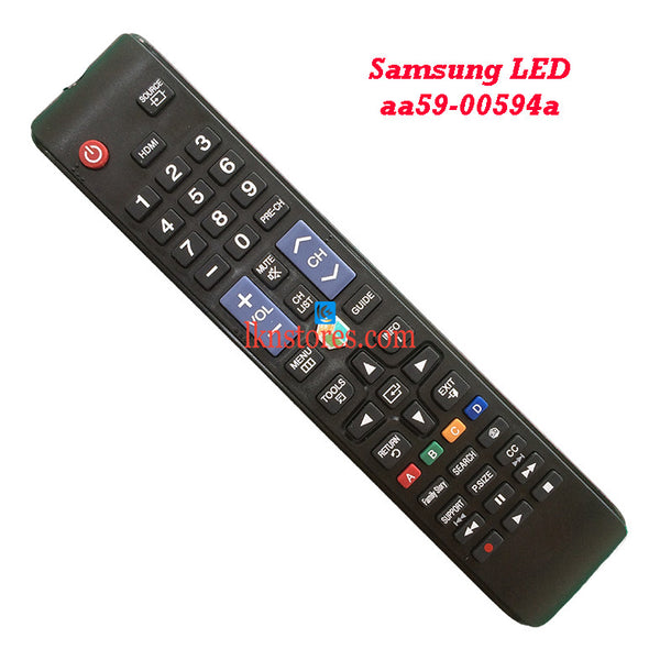 Samsung AA59 00594A LED replacement remote control - LKNSTORES