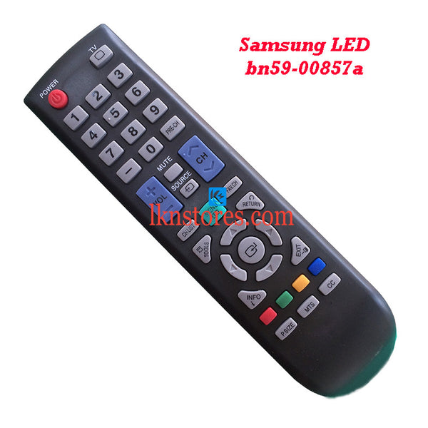 Samsung BN59 00857A LED replacement remote control - LKNSTORES