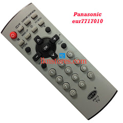 Compatible Panasonic Tv Remote EUR7717010 - LKNSTORES