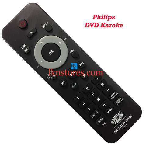 Philips DVD Remote Control