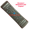 Reconnect RELEG4701 LED Original QWERT IR/RF Remote Control Back