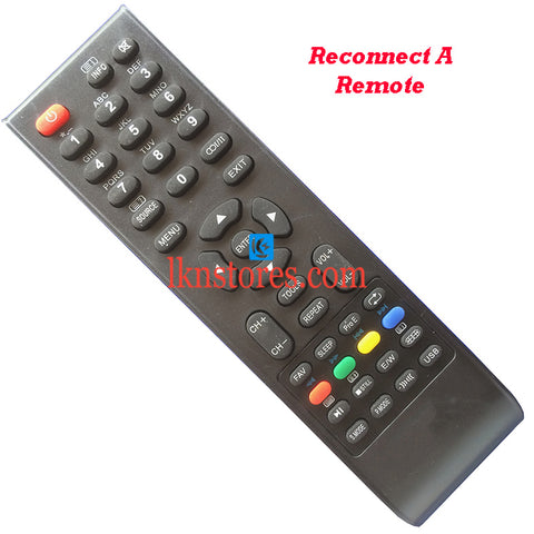 Reconnect Remote Control